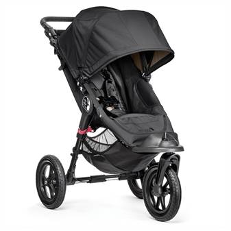 Passeggino City Elite Black