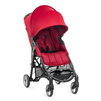 Passeggino City Mini Zip Red