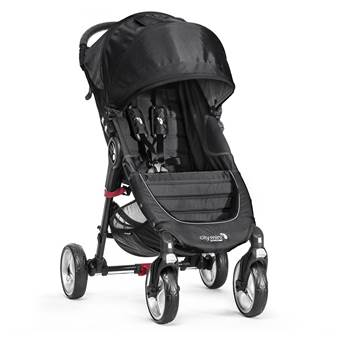Passeggino City Mini 4 Black/Gray