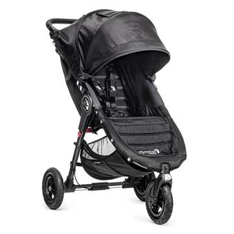 Passeggino City Mini GT Black/Black