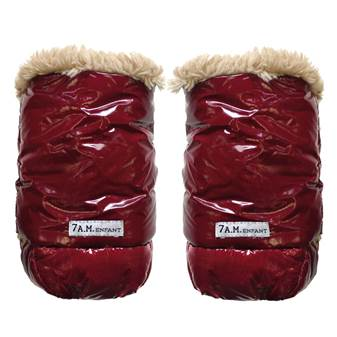 Moffole Warmmuff HM200 Bordeaux