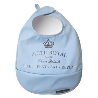 Bavaglino Neonato  Petit Royal Blue