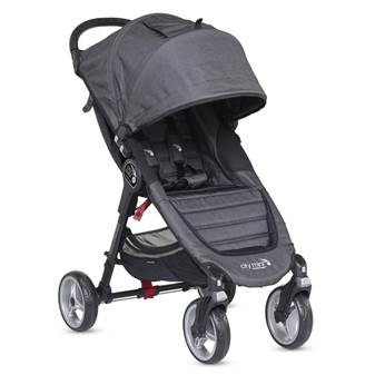 Passeggino City Mini 4 Charcoal/Gray