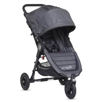 Passeggino City Mini GT Charcoal/Gray