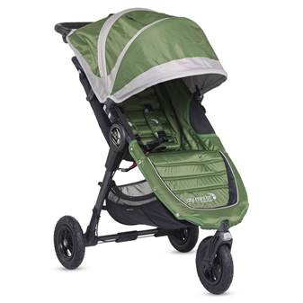 Passeggino City Mini GT Evergreen/Gray
