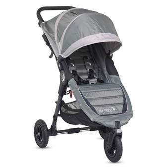 Passeggino City Mini GT Steel Gray/Sand