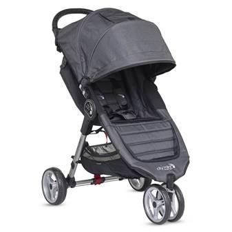 Passeggino City Mini 3 Charcoal/Gray
