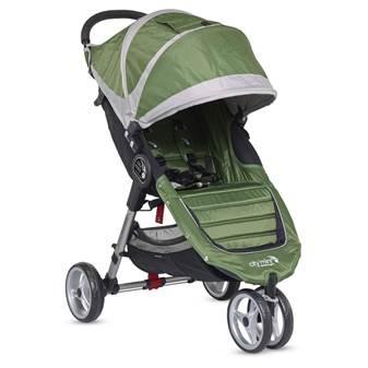 Passeggino City Mini 3 Evergreen/Gray