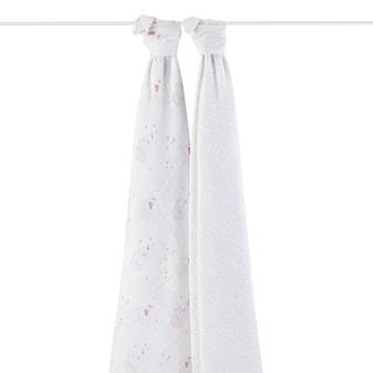 Set 2 Copertine Swaddle LOVELY