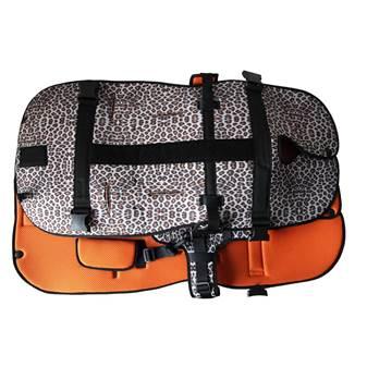 SLEEP & GO Porta Bebè maculato/arancio