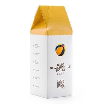 OLIO DI MANDORLE DOLCI BABY Guendalina 500 ML