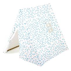 Tenda Gioco Blue Stickers