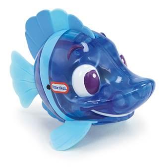 Pesce Scintillante Azzurro