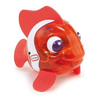 Pesce Scintillante Rosso