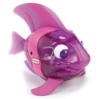 Pesce Scintillante Viola