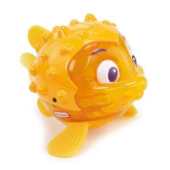 Pesce Scintillante Giallo