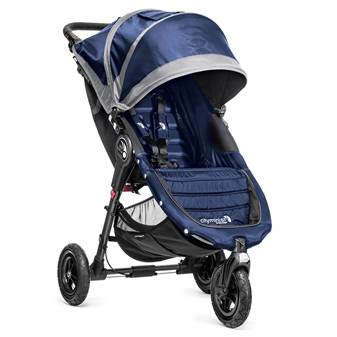 PASSEGGINO CITY MINI GT 3 COBALT/GRAY