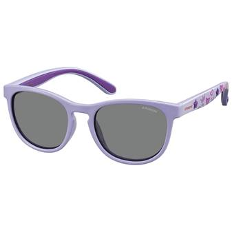 OCCHIALE BABY PLD8013 LILAC