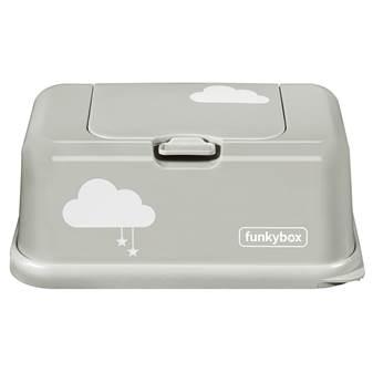 Portasalviette Misty Grey Cloud