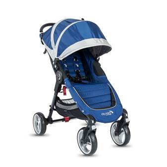 PASSEGGINO CITY MINI 4 COBALT/GRAY