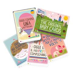 Baby Cards - tappe del 1°anno