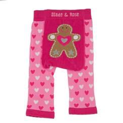 Leggings Gingerbread Rosa
