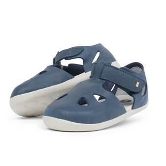 Sandalo Primi Passi Step up Zap Denim 19