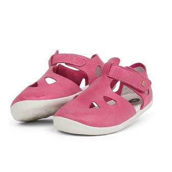 Sandalo Primi Passi Step up Zap Pink 18