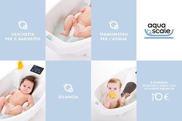 Aquascale Vaschetta Bilancia Digitale