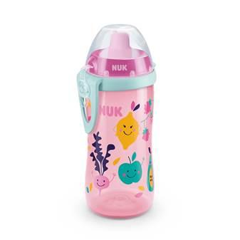 Tazza First Choice Flexi 300 ml rosa