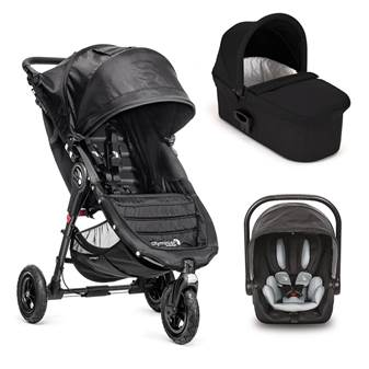 Trio City Mini GT i-size Black/Black
