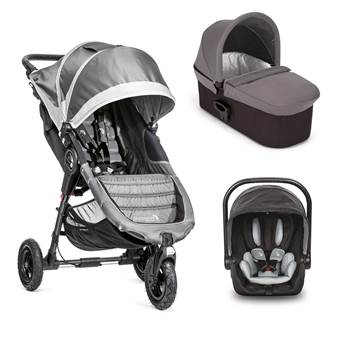 Trio City Mini GT i-size Steel Gray/Gray