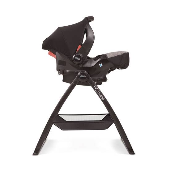 Picture of Stand for Evo Pram Black