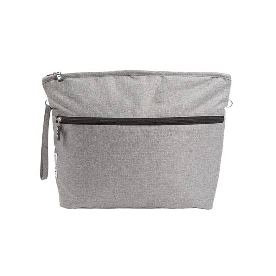 Borsa Clutch Heathergrey