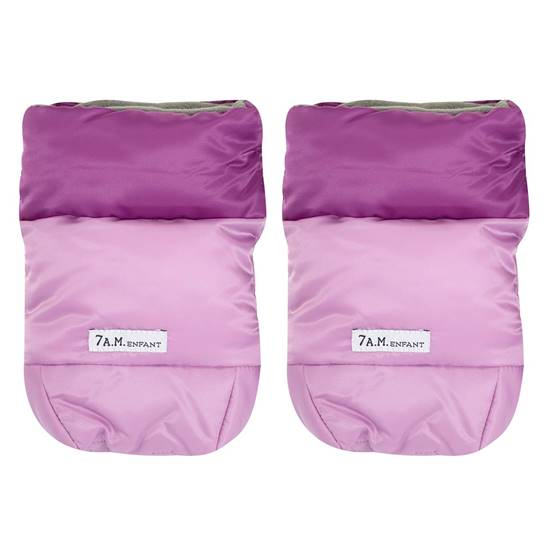 Moffole Warmmuff HM500 Pink/Grape