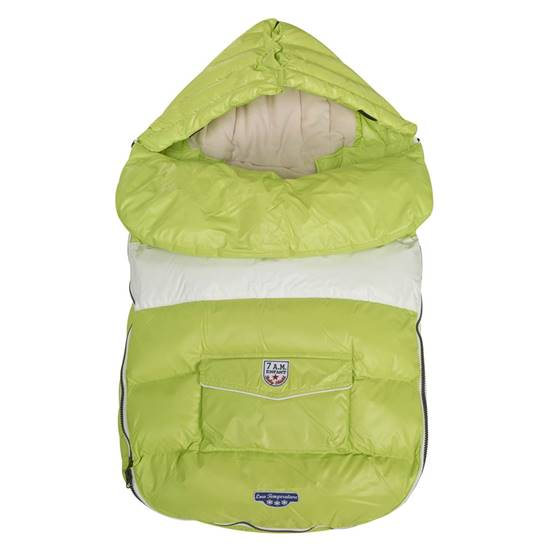 Picture of Baby Shield Footmuff Neon Lime