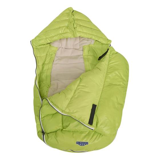 Sacco Invernale Baby Shield Neon Lime