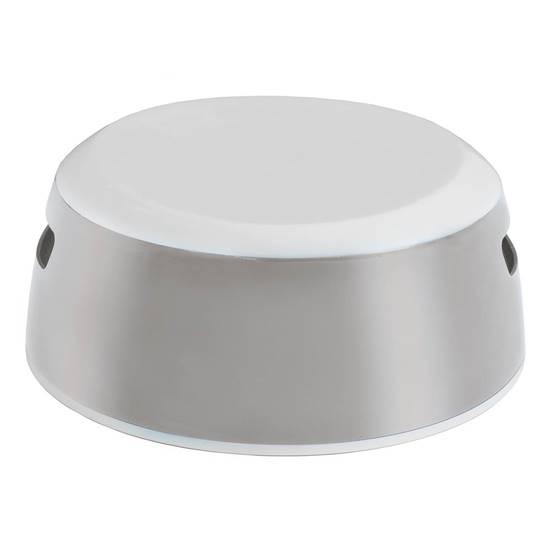 Sgabellino  Sparkling Silver