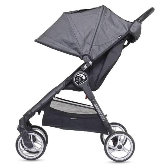 Passeggino City Mini 4 Charcoal/Gray