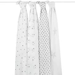Picture of Classic Swaddle  TWINKLE - 4 pz