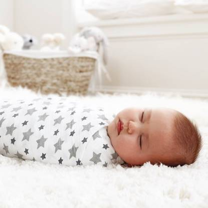 Picture of Classic Swaddle  TWINKLE - 2 pz