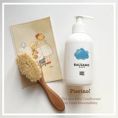 BALSAMO BABY Pierino 250 ML