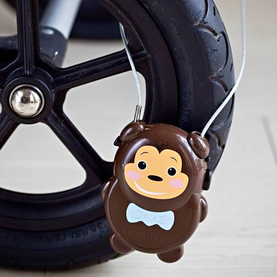 Picture of BUGGYGUARD STROLLER LOCKS  Monkey