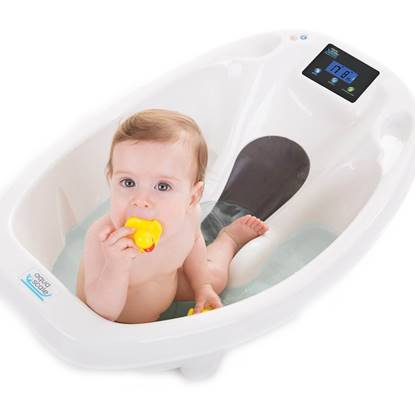 Picture of Digital Baby Scale and Baby Tub