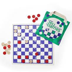 Picture of CHECKERS GAME