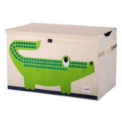 Picture of Toy Chest Cocodrile