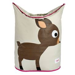 Picture of Laundry Hamper Deer