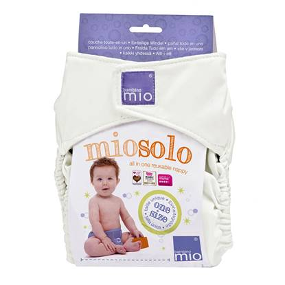 Picture of MIOSOLO all-in-one Nappy Marshmallow