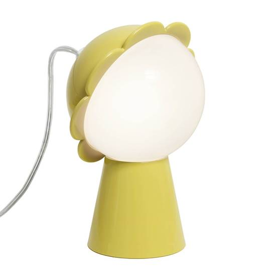 Picture of Daisy Lamp Yellow