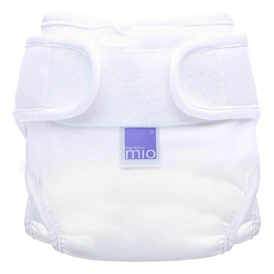 Picture of MIOSOFT Nappy Cover Size 2 White